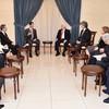 Patriotic Party Chairman Perinçek met Syrian President Bashar al-Assad