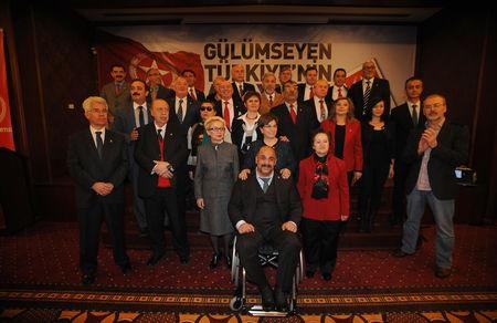 Gülümseyen Türkiye'nin Adayları Halkla Buluştu!