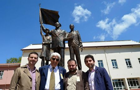 Vatan Partisi Milletvekili Adayı Sedat Saygı'dan Vefa Borcu