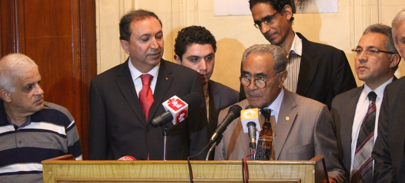 The Patriotic Party visited Egypt