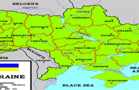 UKRAINE: FRONT LINE OF EURASIA AND THE OPPRESSED AND DEVELOPING WORLD