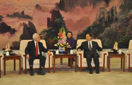 Patriotic Party visits China