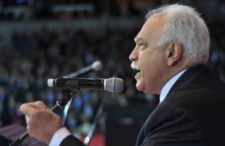 Doğu Perinçek'ten AKP'ye Uyarı