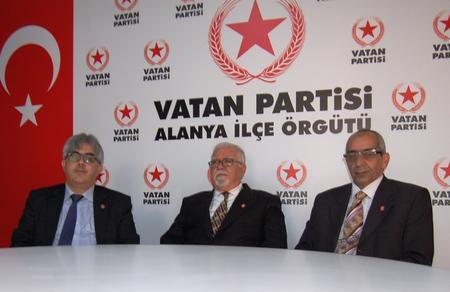 """Hasan Faruk Kurtoğlu: """"Vatan Savaşından Zaferle Çıkacağız"""""""