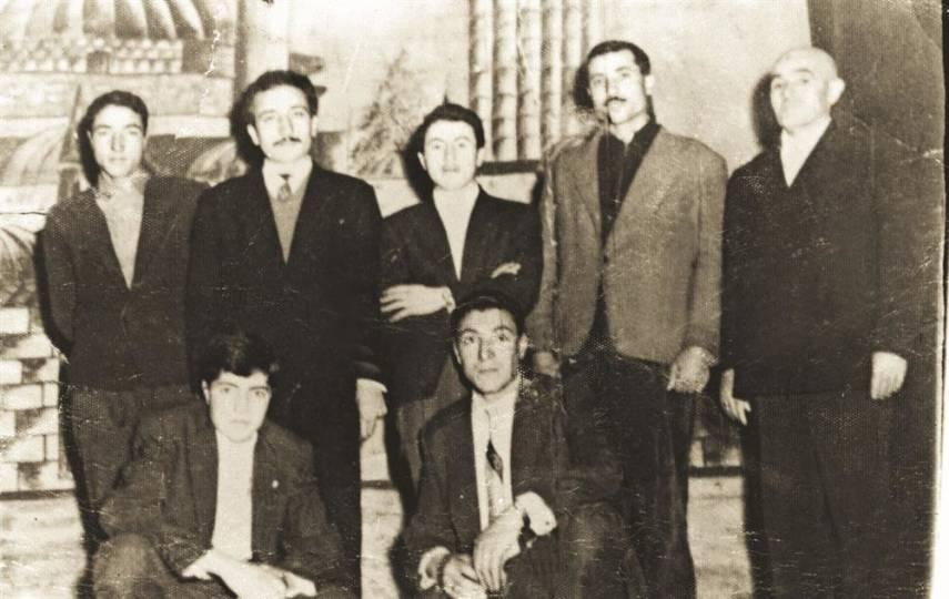 Fethullah Gülen, Seferberlik Tektik Kurulu'nun sivil örgütlenmesi olan Komünizmle Mücadele Derneği'nin Erzurum Şubesi'ni kurdu