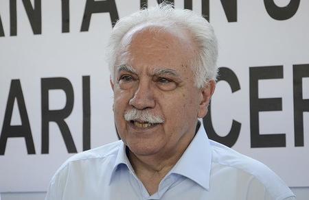 """Doğu Perinçek: """"Türkiye'yi denetleyecek uluslararası bir kurum yoktur"""""""