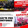 Milletin Birliği, Vatanın Bütünlüğü İçin HDP Kapatılsın