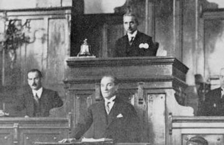 Milli Seferberlik İçin Güçlü Meclis, Güçlü Hükümet
