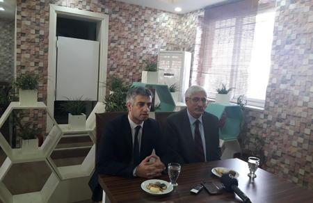"""Selahattin Gönül: """"Diyarbakır'ı Türkiye'nin yıldızı yapacağız!"""""""