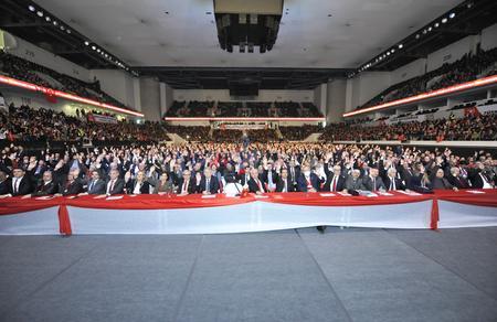 Vatan Partisi Merkez Yürütme Kurulu Belirlendi