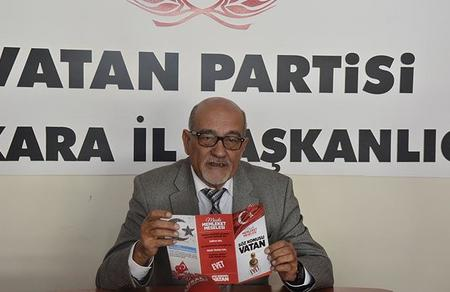 Ankara İl Başkanlığımızdan 'korsan bildiri' açıklaması