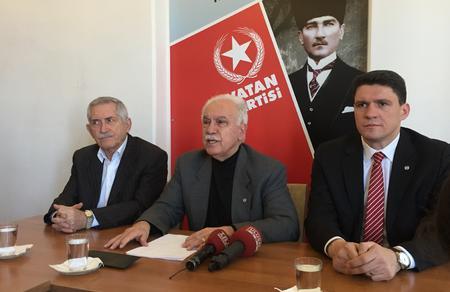 """Doğu Perinçek: """"Halk oylamasında propaganda eşitliği sağlanmalı"""""""