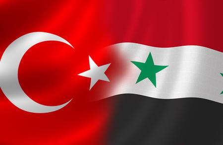 Suriye Baas Partisine Taziye Mesajı