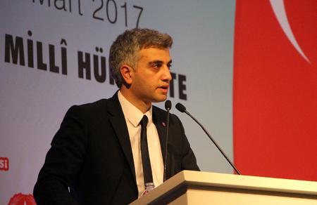 """Utku Reyhan: """"Türk milleti bağımsızlığına sahip çıkacaktır"""""""