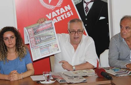 """""""Atatürksüz Beşiktaş olmaz"""""""