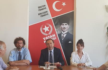 """Soner Polat: """"Türkiye'nin ihtiyacı topyekûn çıkış stratejisi"""""""