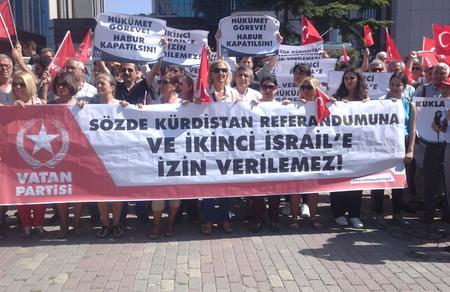 """Erkan Önsel: """"İkinci İsrail'e izin verilemez!"""""""