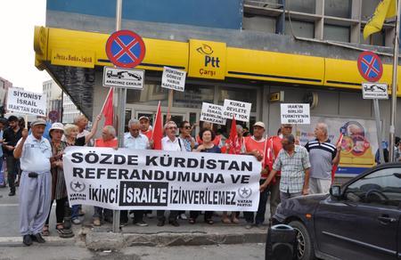 Selver Kaplan: Sözde Kürdistan Referandumuna ve  İkinci İsrail'e izin verilemez
