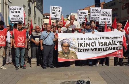 """""""ABD'nin ikinci İsrail girişimine izin verilemez"""""""