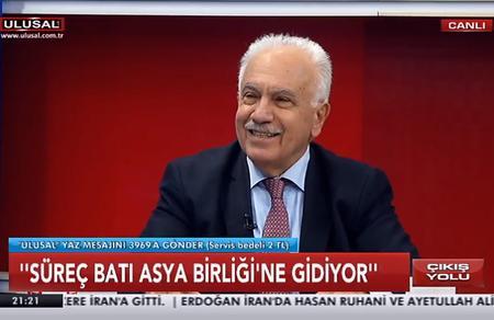 """Doğu Perinçek: """"'Kerkük-Musul'u alalım' diyen Diyarbakır'ı verir"""""""
