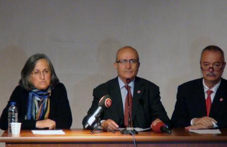 """Mehmet Bedri Gültekin: """"Çözüm: Batı Asya Birliği"""""""
