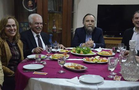 """Dugin: """"Perinçek'i tanıyınca bambaşka bir Türkiye keşfettim"""""""
