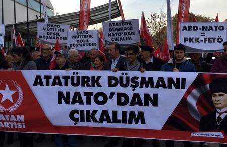 NATO'dan Çıkalım Türkiye Bağımsız Olsun