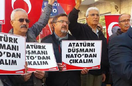 """""""NATO durağının adı değişsin, Köy Enstitüsünün adı verilsin"""""""
