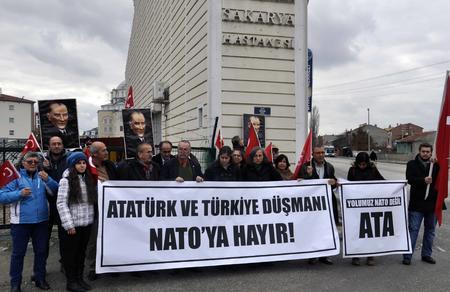 """NATO Sokak, Ata Sokak olsun"""