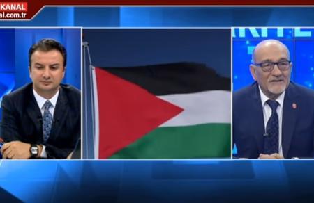 Prof. Dr. Ercan Enç, Aydınlıkçıların Filistin mücadelesini anlattı