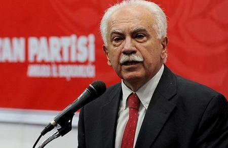 """Doğu Perinçek: """"Öcalan'ın mektubu PKK'nın direncini kırıyor"""""""
