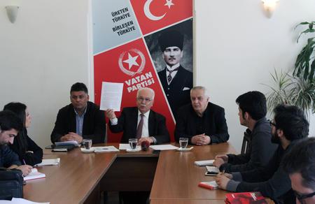 Perinçek'in açıkladığı 'ABD'den PKK'ya maaş' belgesi Rusya'da gündem