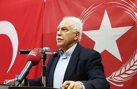 Perinçek'ten Erdoğan'a çağrı: Golan'a yanıt Şam'a büyükelçilik açmaktır!