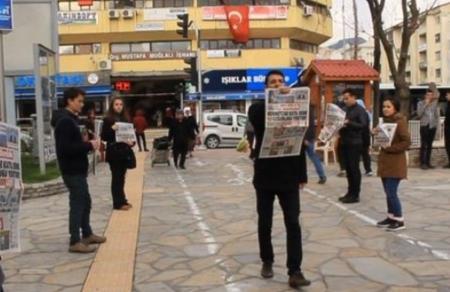 Vatansever gençlik Mehmetçiğe üniversitelerde sahip çıkıyor