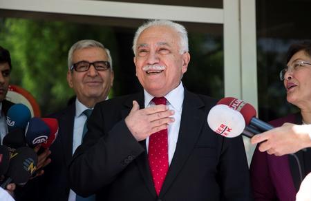 Doğu Perinçek'ten Süleyman Soylu'ya kutlama