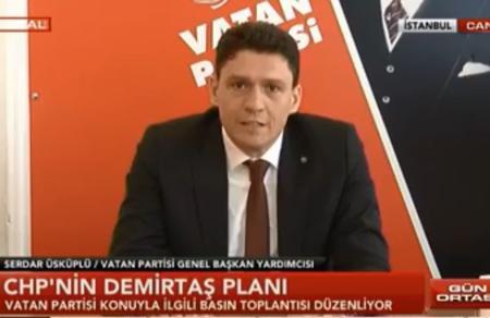 Belgelerle CHP'nin Selahattin Demirtaş'a Cumhurbaşkanı Yardımcılığı Önerisi