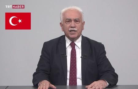 Doğu Perinçek'in TRT konuşması