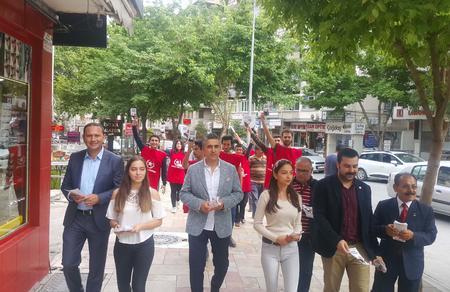 """""""Tayyip Erdoğan gidecek, Perinçek gelecek"""""""
