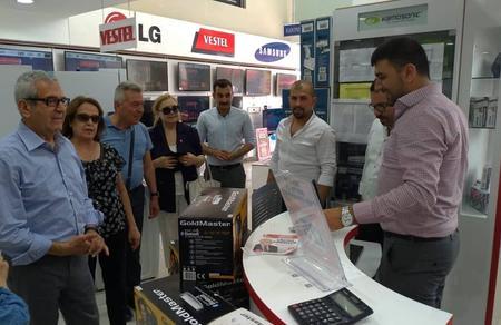 İstanbul adaylarımızdan Esenyurt esnafına ziyaret