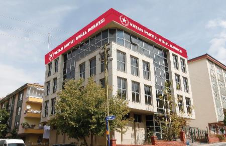 Vatan Savaşının Yeni Merkezi