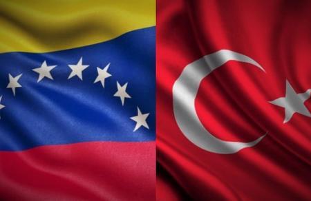 Venezuela Devlet Başkanına dayanışma mesajı