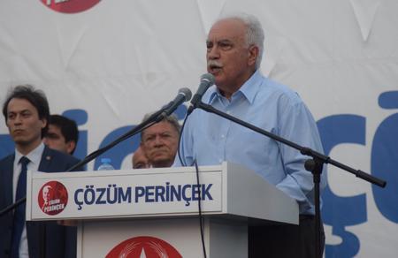 Genel Başkanımız Doğu Perinçek'ten Öncü Gençlik Kurultayı'na Mesaj