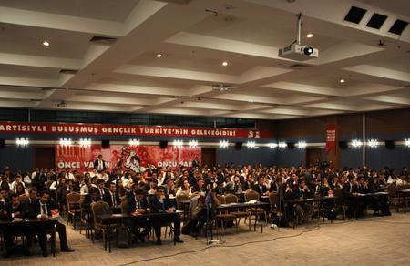 Öncü Gençlik 1. Olağanüstü Genel Kurultayı tamamlandı