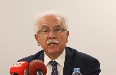 """Doğu Perinçek: """"Türk yargısının Brunson sınavı"""""""