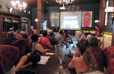 İskenderun İlçe Başkanlığımızdan Suriye çalıştayı