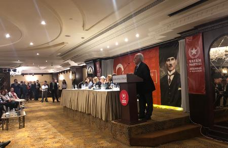 İstanbul Olağanüstü İl Kurultayımız başladı
