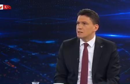 Serdar Üsküplü, Akit TV'ye konuk oldu