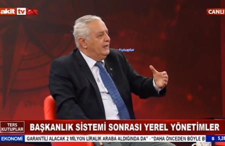 Erkan Önsel, Akit TV'ye konuk oldu
