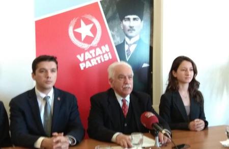 """Doğu Perinçek: """"HDP ile işbirliği, PKK ile işbirliğidir"""""""