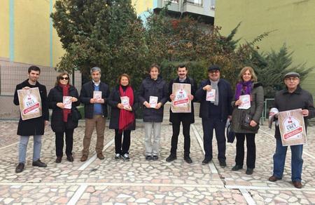 """Ankara İl Başkanlığımız """"Krizin Reçetesi Üretim Ekonomisi"""" kampanyasını başlattı"""